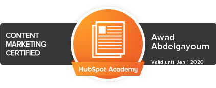 breaze8_awad_abdelgayoum_hubspot_content_marketing_certified